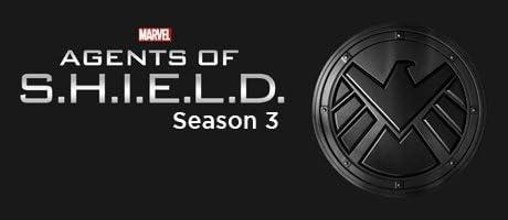 Marvel's Agents of S.H.I.E.L.D. -  Season 3 OmU
