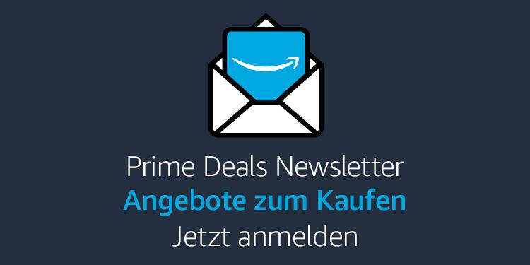 Prime Deals Newsletter: Angebote zum Kaufen