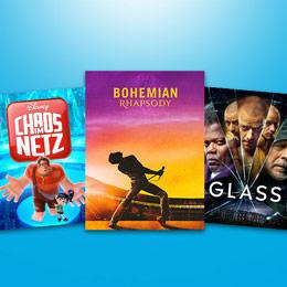 Prime-Video-Deals: Filme leihen für je 0,99 €. Nur für Prime-Mitglieder.