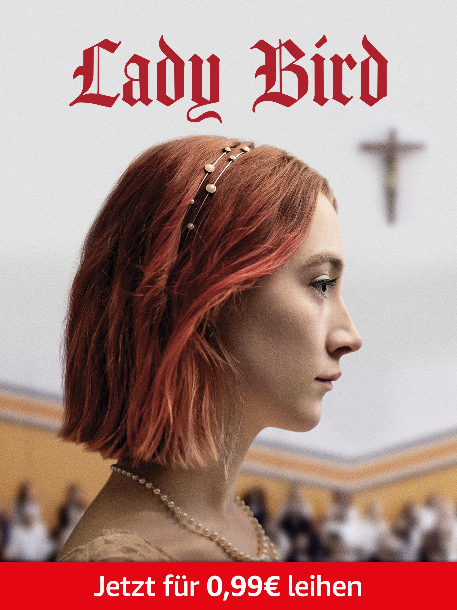 Nur heute: Lady Bird für 0,99€ leihen. Nur für Prime-Mitglieder.