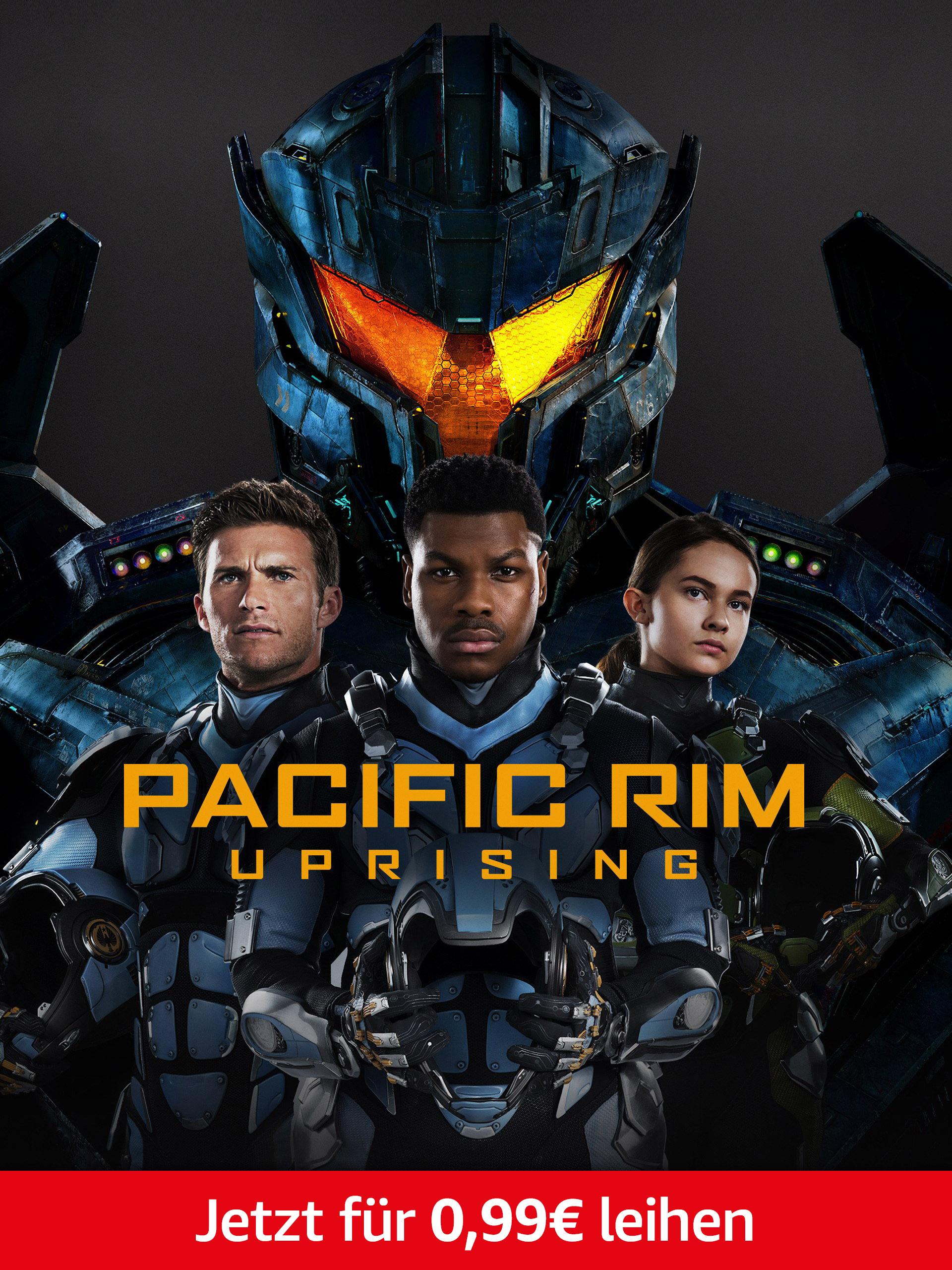 Nur heute: Pacific Rim Uprising für 0,99€ leihen. Nur für Prime-Mitglieder.