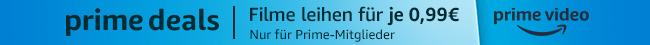 Prime Deals: Filme für je 0,99€ leihen. Nur für Prime-Mitglieder