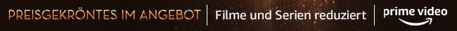 Preisgekröntes im Angebot: Filme und Serien reduziert