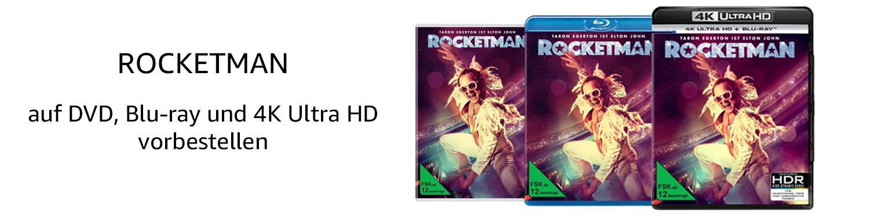 Pre-Order Rocketman Blu-Ray