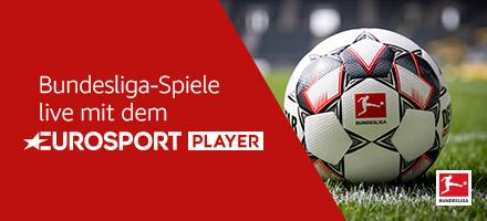 Bundesliga-Spiele live ansehen