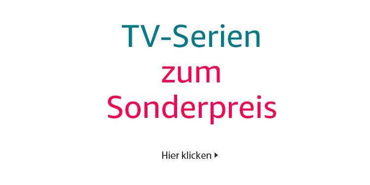 TV-Serien zum Sonderpreis