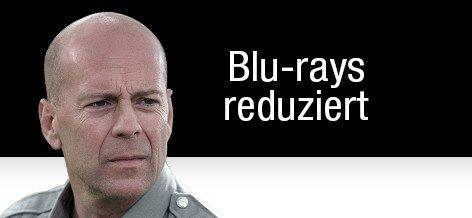 Blu-rays reduziert
