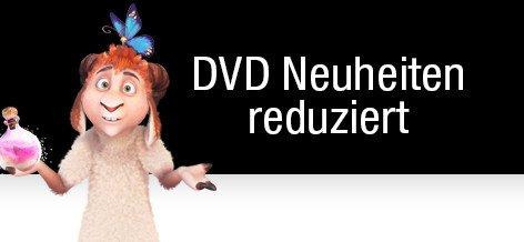 DVD Neuheiten reduziert