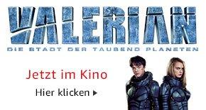 Valerian: Die Stadt der Tausend Planeten