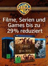 Fantasyfilme & -Serien reduziert