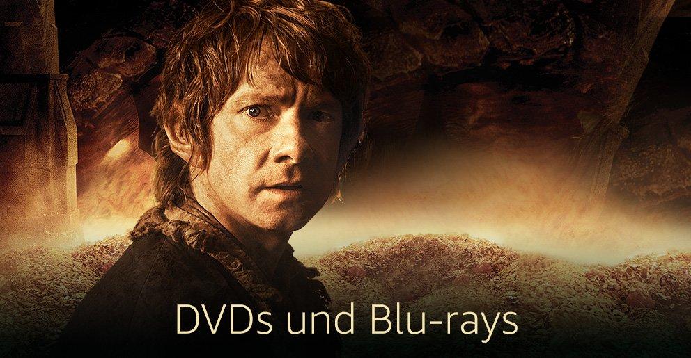 DVDs und Blu-rays