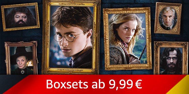 Boxsets ab 9,99 EUR