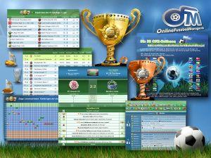 Online Fussball Manager - Weitere Features Online Fussball Manager (Gutschein-Code)
