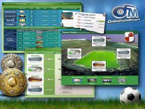 Online Fussball Manager - Zusatzbild Online Fussball Manager (Gutschein-Code)