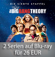 2 Serien auf Blu-ray für 26 EUR