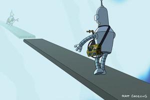 Futurama - Die komplette Serie: Benders Kopf