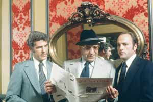 Kojak - Einsatz in Manhattan: Die komplette zweite Staffel (5 Discs)