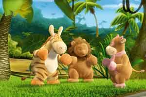 Nouky & seine Freunde - Lolas Mondlied und sechs weitere Episoden