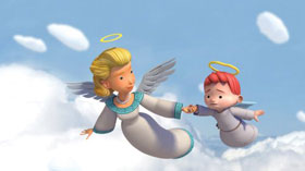 Der kleinste Engel
