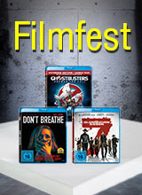Filmfest - Filme und Serien reduziert