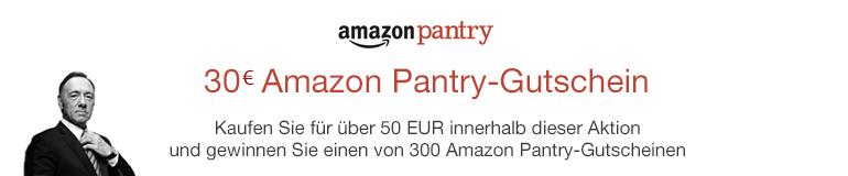 Pantry Gewinnspiel