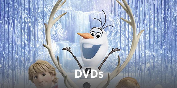Oscar Filme reduziert DVDs