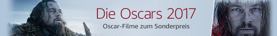 Oscar-Filme zum Sonderpreis