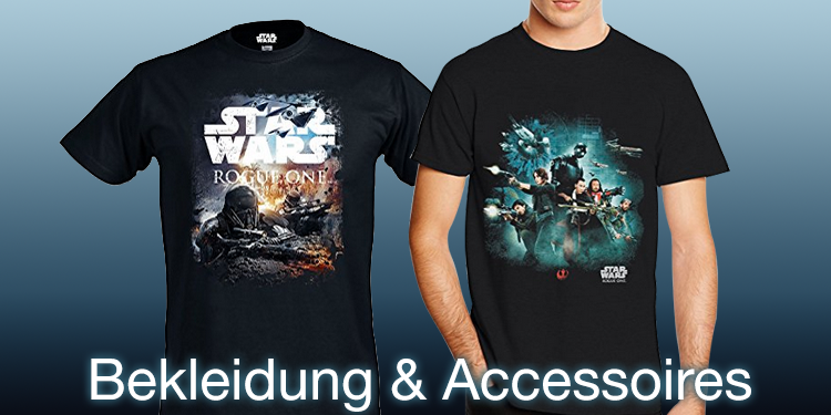Star Wars Bekleidung und Accessoires