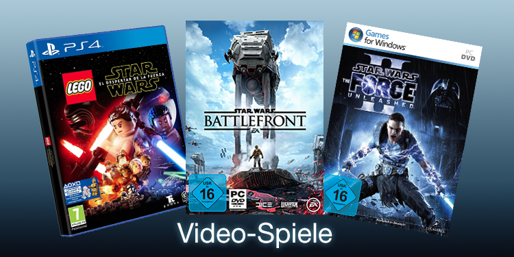 Star Wars Video Spiele