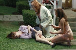 Desperate Housewives - Staffel 6, Teil 1 (3 Discs)