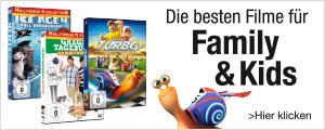 Filme und TV-Serien für die ganze Familie