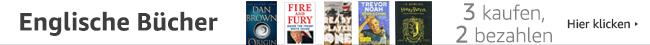 Englische Bücher: 3 für 2