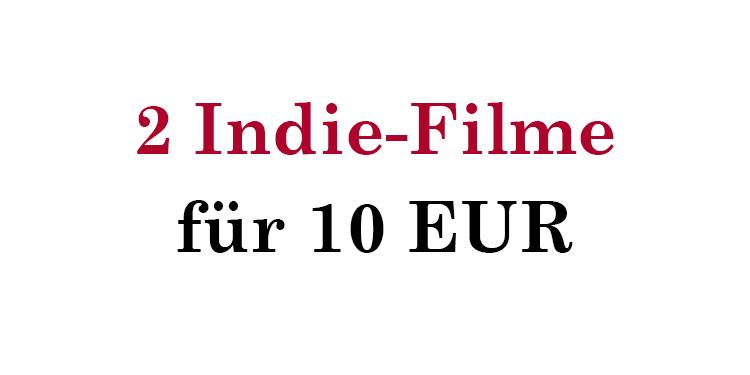 2 Indie-Filme für 10 EUR