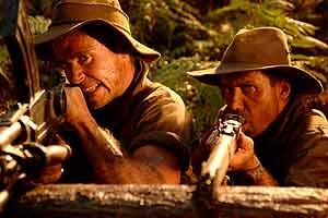 Kokoda - Das 39. Bataillon
