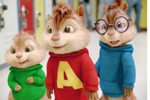 Alvin and the Chipmunks: The Road Chip Alvin and the