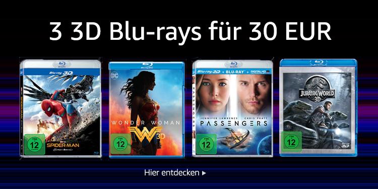 3 3Ds für 30 EUR
