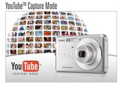 Casio Exilim Ex Z77 Bk Digitalkamera 2 6 Zoll Schwarz Kamera