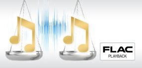 FLAC – verlustfreie Sound-Wiedergabe