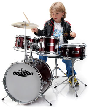XDrum Junior Vorderansicht