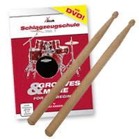 Drumschool inkl. DVD