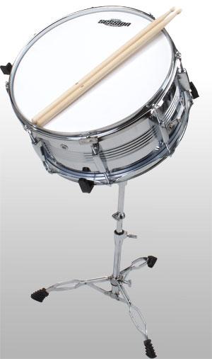 Snare Drum mit Metall-Kessel