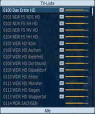 Vantage VT-100 HD+ Twin HDTV Satelliten Receiver 500GB