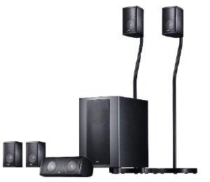 Canton Movie CD 151 Heimkinosystem (480 Watt) alu/schwarz ...