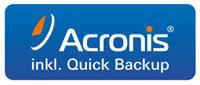 DIGITTRADE RS64 Festplatte inkl. Acronis Backup Software