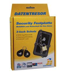 DIGITTRADE RS64 Festplatte mit Verpackung