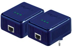 Devolo dLAN Highspeed II Starter Kit blau: Amazon.de