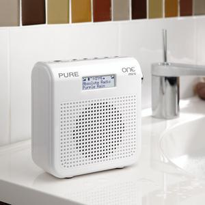 Pure One Mini Tragbares Radio (DAB/DAB+/UKW-Tuner, 1,6 Watt RMS ...