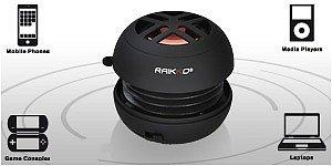 RAIKKO XS Vacuum Speaker Anschlüsse