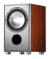 Canton As 85 2 Sc Aktiver Bass Reflex Subwoofer 100 150 Watt Kirsche Titan Audio Hifi