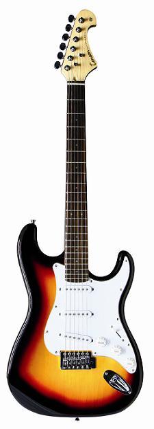 Tenson F502543 E-Gitarre ST Player Pack: Amazon.de: Musikinstrumente